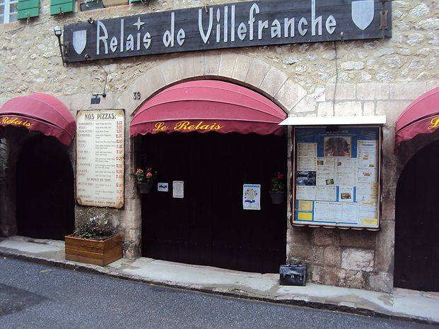 Superb restaurant +/- 600 m2, set in the heart of the city of Villefranche-de-Conflent,